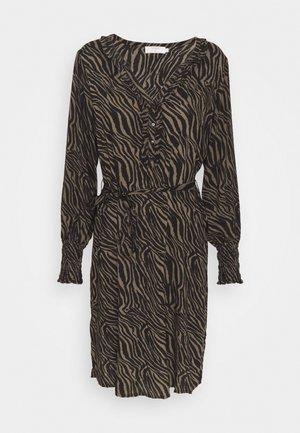 GIVINACR DRESS - Robe d'été - sea turtle zebra