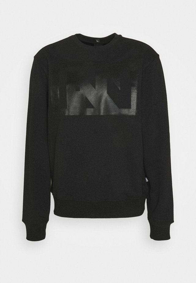RECTSANGLE - Sweatshirt - black