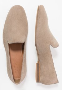 Zign - LEATHER  - Mocasines - taupe - 1