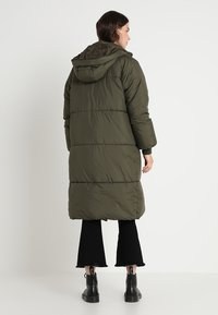 Urban Classics - Winter coat - darkolive - 3