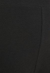 Noisy May Curve - NMPASA PANTS - Kalhoty - black - 2