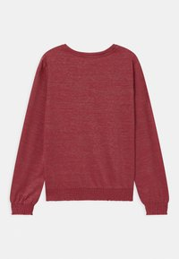 OVS - Long sleeved top - earth red - 1