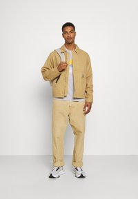 Carhartt WIP - ARCAN JACKET  - Denim jacket - dusty brown - 1