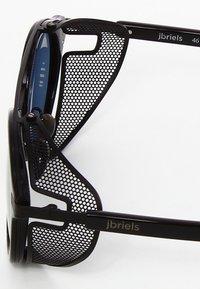 jbriels - LUCA - Sunglasses - silver-blue - 2