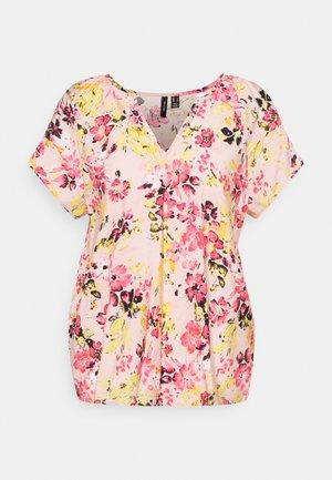 VMGIGI  - Print T-shirt - sepia rose