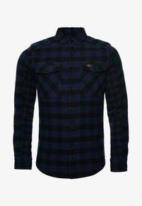 Superdry - Shirt - blue check - 0