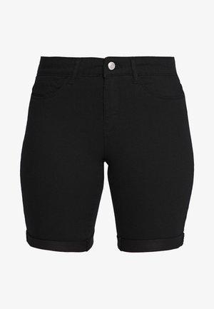 ONLSUN ANNE - Jeans Short / cowboy shorts - black