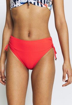 Bas de bikini - coral