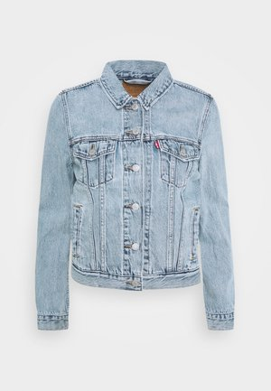ORIGINAL TRUCKER - Denim jacket - all mine