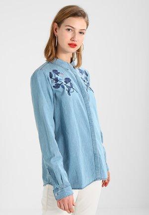 VALEN - Košile - blau