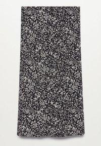 Mango - CARMEN - A-line skirt - blanc cassé - 1