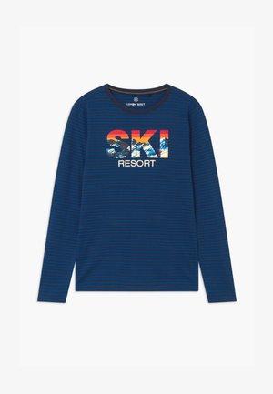 TEEN BOYS - Bluzka z długim rękawem - true blue