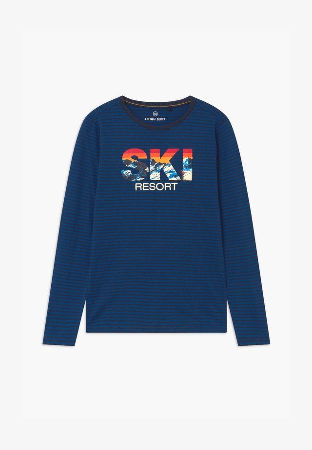 TEEN BOYS - T-shirt à manches longues - true blue
