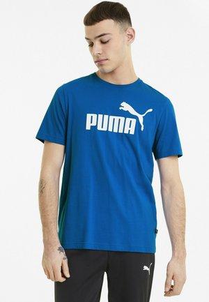 LOGO TEE - T-shirt med print - puma royal
