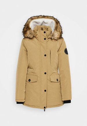 EVEREST - Parka - sand