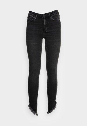 DAX HEM - Jeans Skinny Fit - washed black
