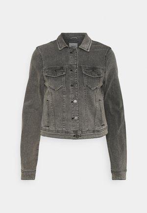 ONLTIA JACKET - Denim jacket - grey denim