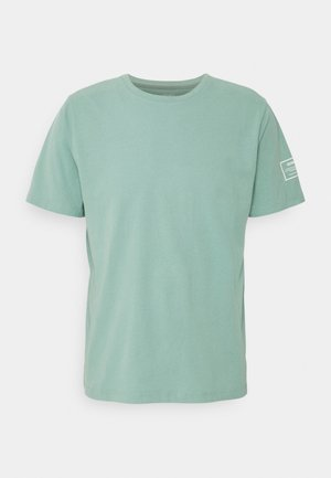 RAVELLO MAN - Print T-shirt - aqua green