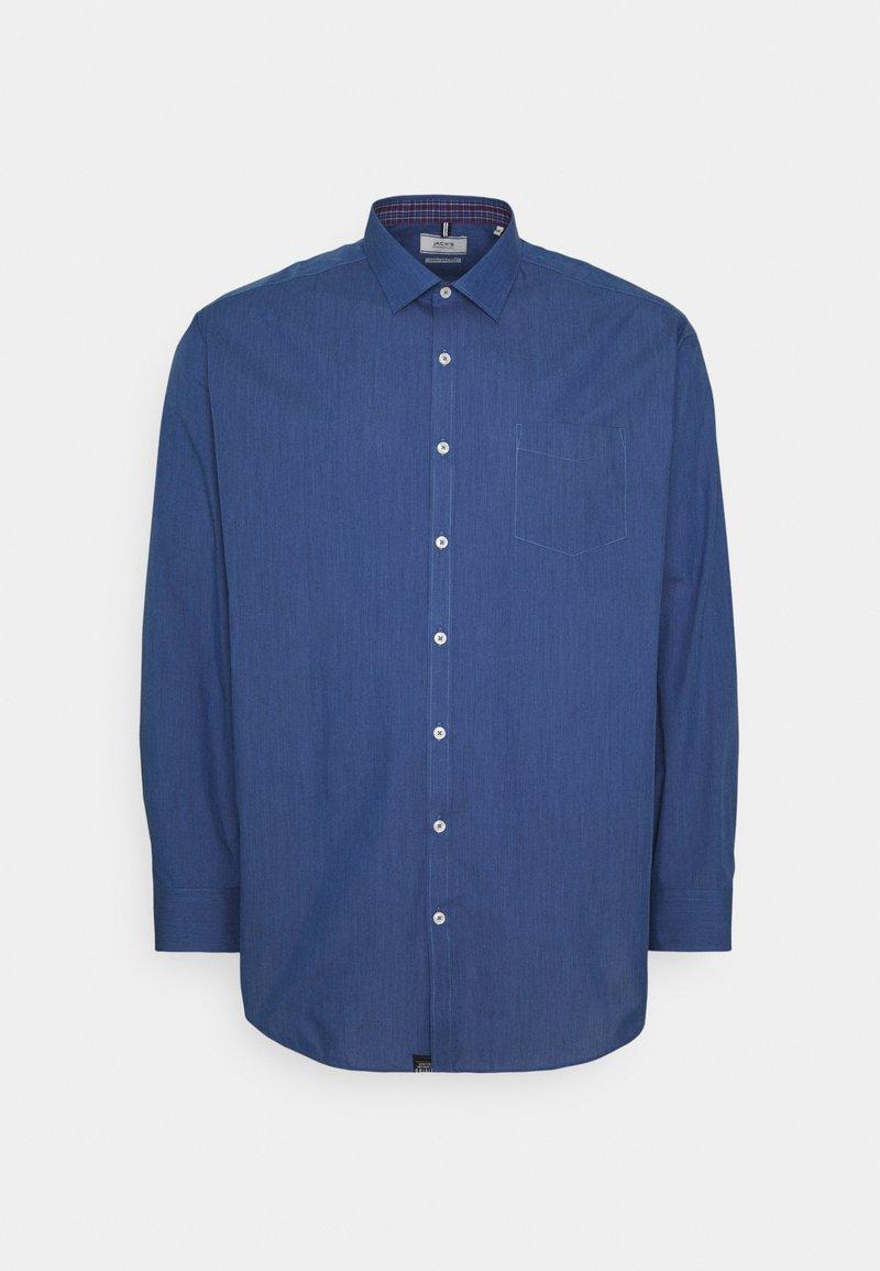 Jack´s Sportswear - FIL A FIL SHIRT BOX COMFORT FIT - Shirt - dark blue