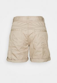 Esprit - PLAY BERMUDA - Shorts - beige - 1