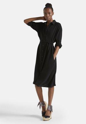 M-KUNYA - Shirt dress - schwarz