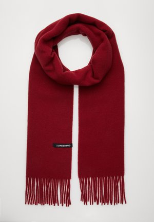 CHAMP SOLID SCARF - Schal - chilli red