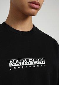 Napapijri - B-BOX CREW - Sweatshirt - black - 4