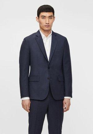 Blazer jacket - navy melange