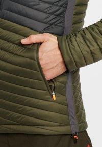 Phenix - INTERLOCK - Soft shell jacket - khaki - 4