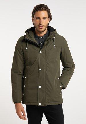 Winter jacket - oliv