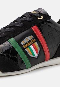 Pantofola d'Oro - FORTEZZA UOMO - Sneakers laag - black - 5