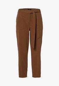 zero - Trousers - almond - 4