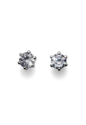 BRILLI - Earrings - weiss