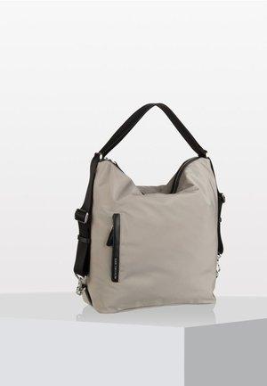 HUNTER HOBO - Shopping bag - simply taupe