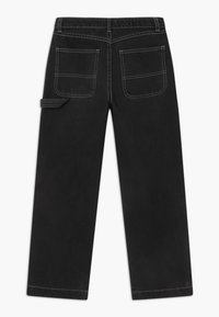 Grunt - WIDE WORKER - Relaxed fit jeans - night black - 1