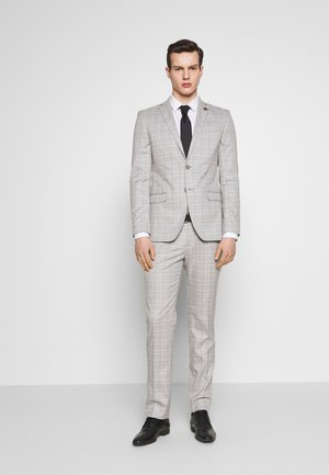 TONAL SUIT - Traje - grey