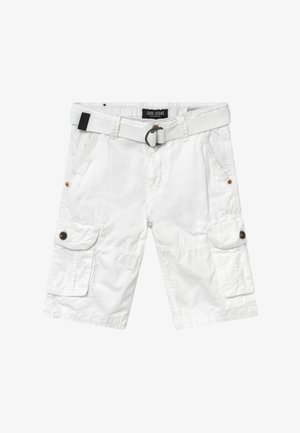 KIDS DURRAS - Pantalones cargo - white