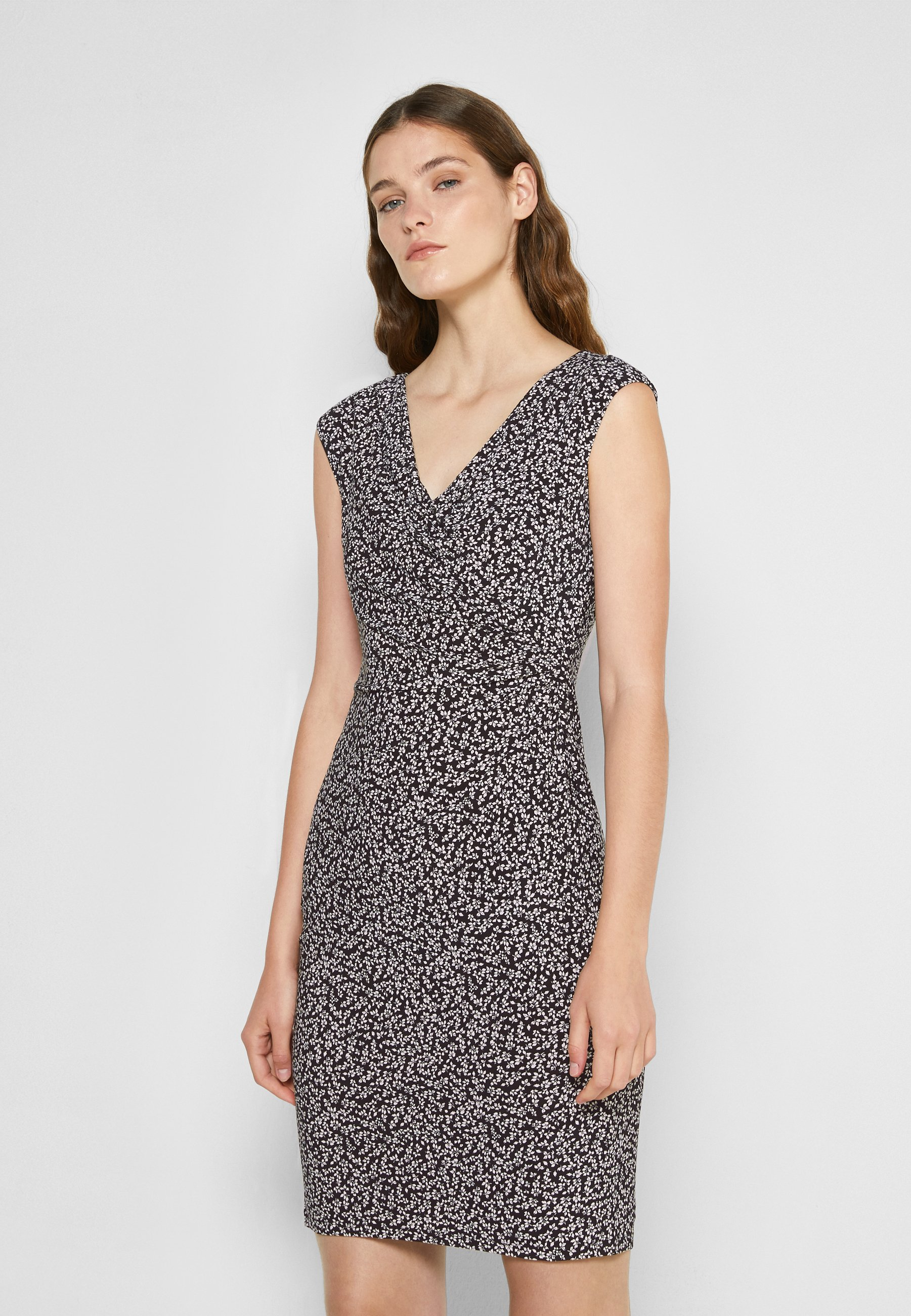 Women BRANDIE CAP SLEEVE DAY DRESS - Jersey dress