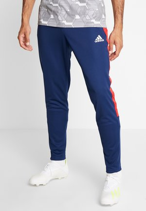 TAN CLUB PANT - Tracksuit bottoms - navblu