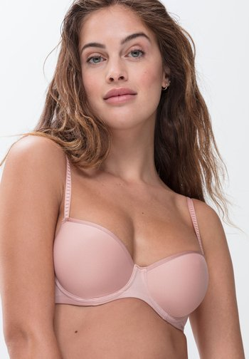 Push-up bra - pale blush
