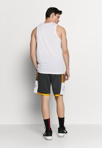 Nike Performance - DRY CROSSOVER - Koszulka sportowa - white/black - 2