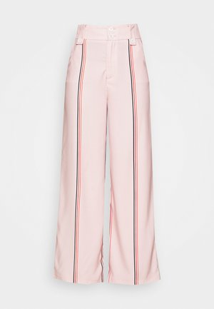 THE NATURAL PANT - Bukse - pink