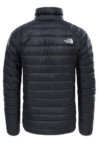 The North Face - TREVAIL - Bunda z prachového peří - tnf black - 1