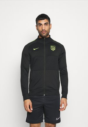 ATLETICO MADRID  - Club wear - black/volt