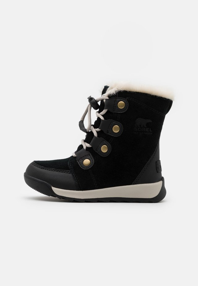 YOUTH WHITNEY  - Snowboots  - black