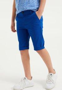 WE Fashion - Shorts - cobalt blue - 1