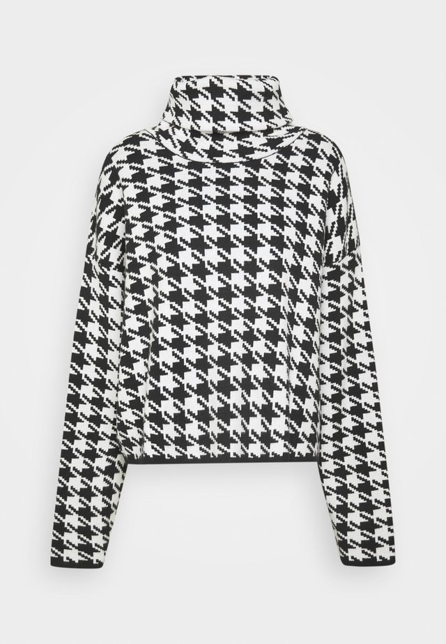 HANNI - Jumper - dogtooth