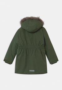 Name it - NKFMAYA  - Zimní kabát - thyme - 1