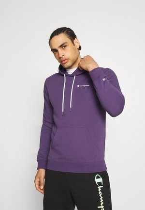 HOODED  - Bluza - purple