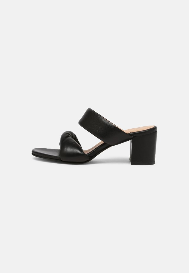 BIABET - Heeled mules - black